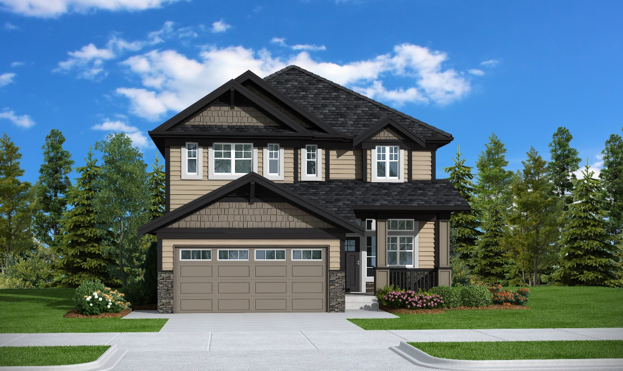 Willoughby west langley foxridge homes for Langley home